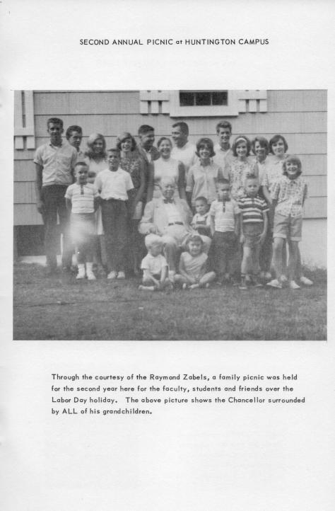 ADG - 1964 Christmas Card - pg. 12 - Grandpa and grandchildren