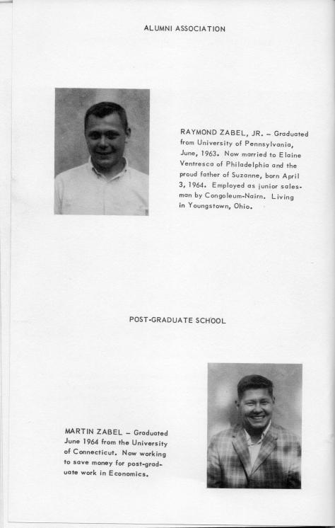 ADG - 1964 Christmas Card - pg. 13 - Butch and Marty