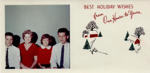 APG - 1961 Christmas Card