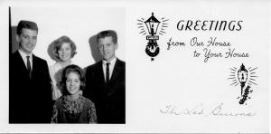 APG - 1963 Christmas Card
