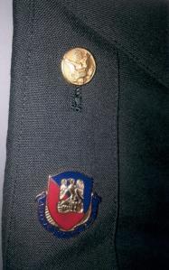 APG - Lad's Army uniform - both shoulders