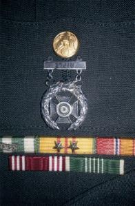 APG - Lad's Army uniform - left front