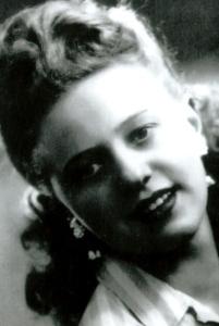 Paulette Senechal @ 1945