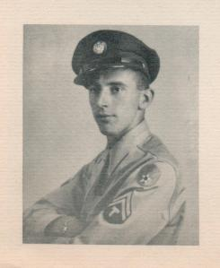 RPG - Dick in uniform - 1945