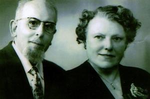 The Senechal's - Maurice and                 , Paulette's parents