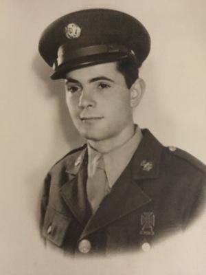 DPG - Dave in uniform