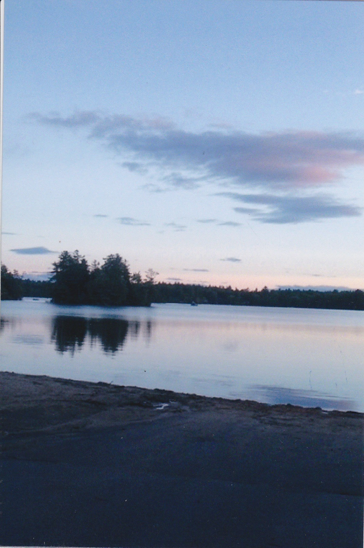JAGGH - Spring Island in the evening - June, 201