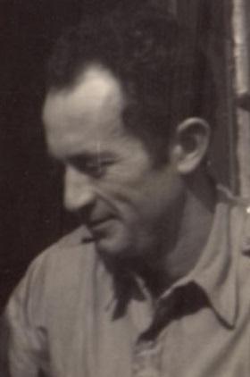 DBG - Dan and Paulette - Dan ( cropped) - 1945