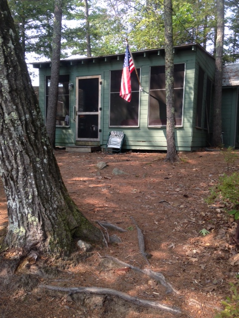Spring Island - Path from Toothpaste Landing to Cook Cabin - 9.2020