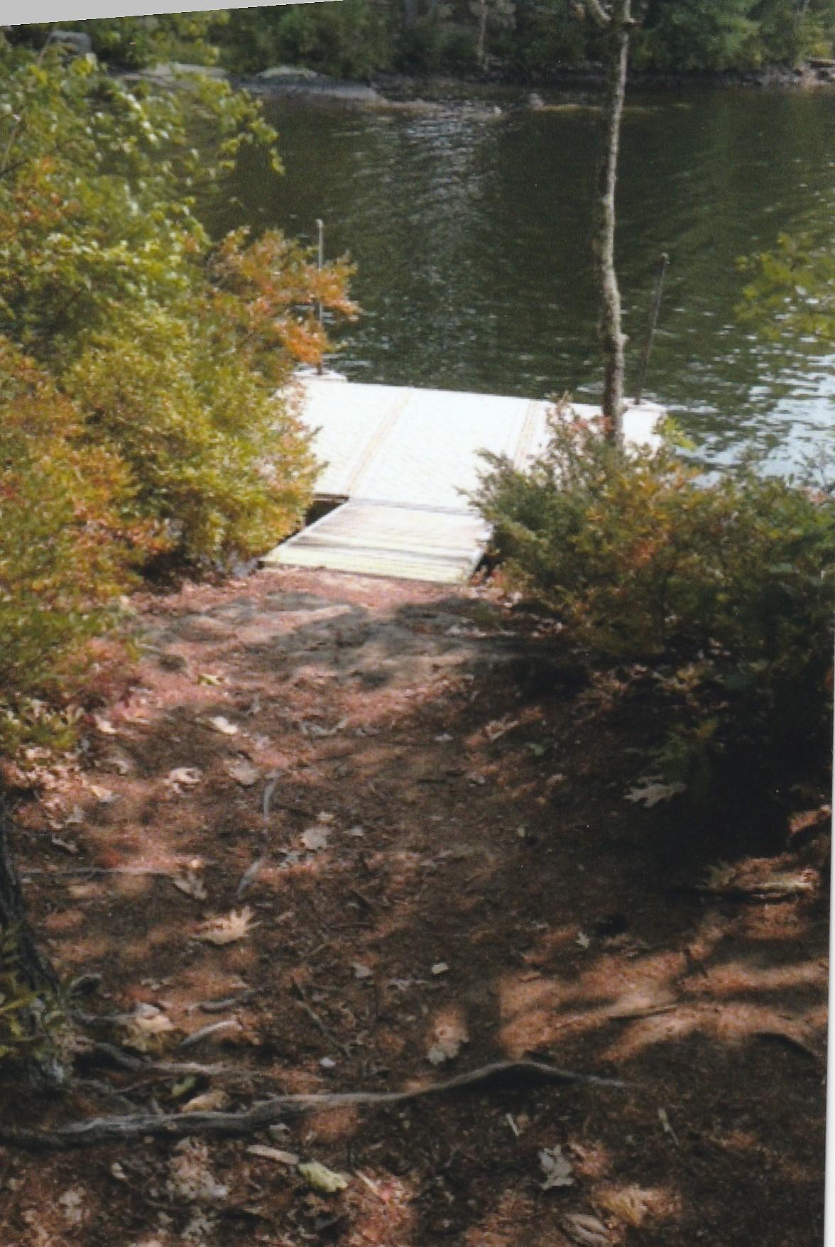 Spring Island - Path to Dock - 9.2020