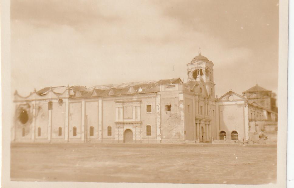 World War II Army Adventure (109-2) - St Agustin Church, Manila