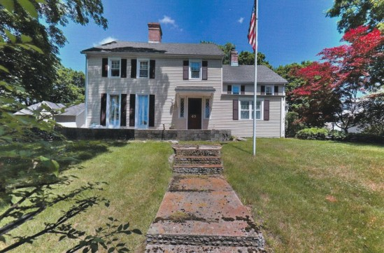 Trumbull House - June, 2020, front view